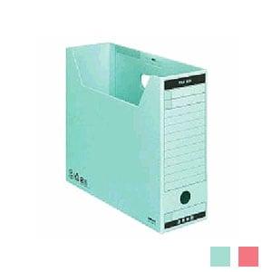 ファイルボックスFS Bタイプ A4 フタ付 収納幅94 1個 コクヨ/EC-A4-LFB