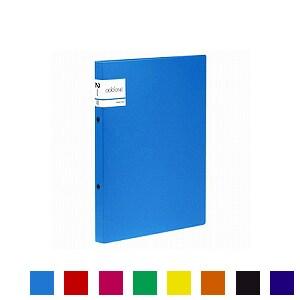アドワン リングファイル A4 背幅25 タテ型 2穴 1冊 セキセイ/EC-AD-2225