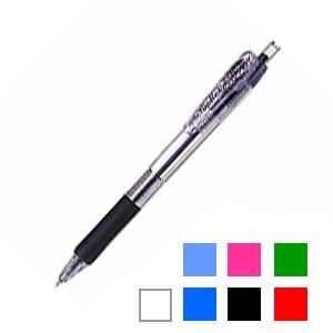 油性ボールペン タプリクリップ 0.7mm 1本 ゼブラ EC-BN5