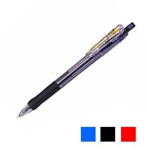 油性ボールペン タプリクリップ 1.0mm 1本 ゼブラ EC-BNB5