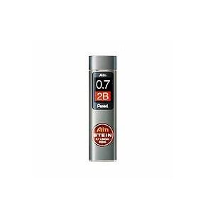 替芯 シャープペンシル シャーペン 替え芯 0.7mm 40本入り アイン替芯 シュタイン ぺんてる EC-C277