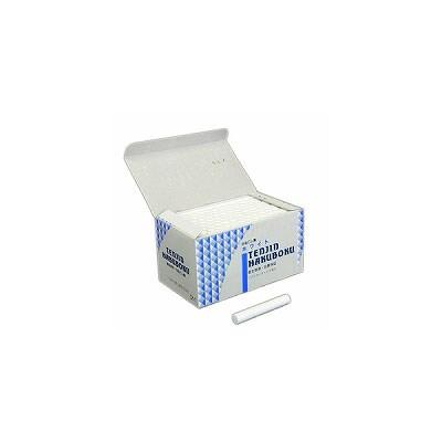 天神印チョーク 石膏カルシウム製 白色 1箱100本入 日本白墨 EC-CH-1
