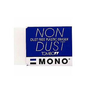 消しゴム mono モノ ノンダスト イレーサー 26×40mm 1個 トンボ鉛筆 EC-EN-MN