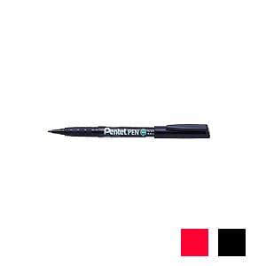 EC-ENMS50 油性マーカー マジック YESぺんてるペン 細字 0.9mm 1本 ぺんてる