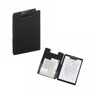 クリップファイル クリップボード 捺印対応 A4 タテ型 適正収容枚数40枚 1冊 LIHIT LAB. EC-F-2660-24