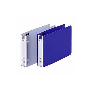 リングファイル カドロック&ツイストリング B6 背幅36 ヨコ型 2穴 1冊 LIHIT LAB./EC-F-870U