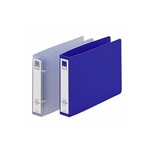 リングファイル カドロック&ツイストリング A5 背幅36 ヨコ型 2穴 1冊 LIHIT LAB./EC-F-871U