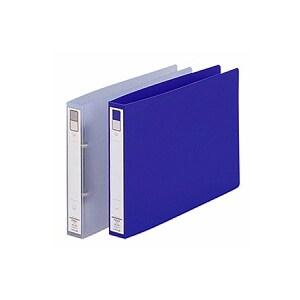 リングファイル カドロック&ツイストリング A4 背幅36 ヨコ型 2穴 1冊 LIHIT LAB./EC-F-874U