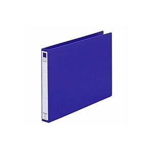 リングファイル カドロック&ツイストリング B4 背幅36 ヨコ型 2穴 1冊 LIHIT LAB./EC-F-875U