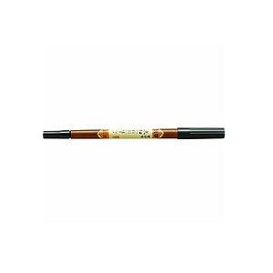筆ペン 太細両用 染料インキ 1本 ゼブラ EC-FD-501