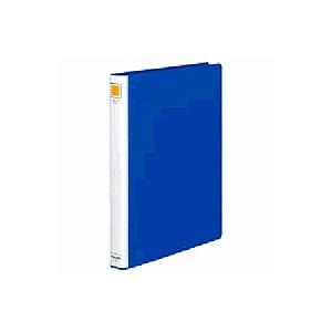 チューブファイル エコ A4 タテ型 2穴 背幅35 1冊 コクヨ/EC-FU-E620B