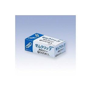 ゼムクリップ 大 箱入 長さ29 1個500本入 日本クリノス EC-GKULI-1-5