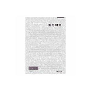EC-HI-501 / 事務用便箋 横罫25行 セミB5 1冊50枚綴り コクヨ