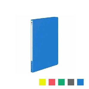 レターファイル A4 背幅20 タテ型 2穴 1冊 コクヨ EC-HU-550