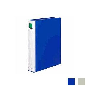 チューブファイル エコツインR A4 背幅55 タテ型 2穴 1冊 コクヨ/EC-HU-RT640