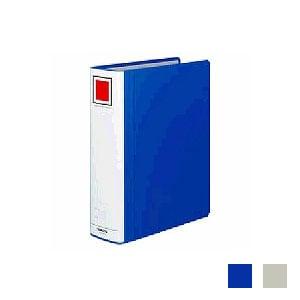 チューブファイル エコツインR A4 背幅85 タテ型 2穴 1冊 コクヨ/EC-HU-RT670