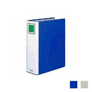 チューブファイル エコツインR A4 背幅95 タテ型 2穴 1冊 コクヨ/EC-HU-RT680