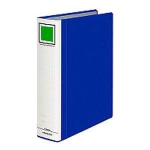 チューブファイル エコツインR 間伐材使用 A4 背幅75 タテ型 2穴 1冊 コクヨ/EC-HU-RTK660B