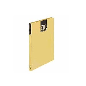 スクラップブックD B4 背幅25 クラフト紙28枚 1冊 コクヨ EC-LA-44