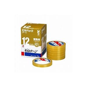 エルパック セロテープ 大巻徳用 幅12mm 12巻 まとめ買い ニチバン EC-LP-12-12P