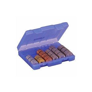 コインケース 1円~500円 各50枚 抗菌加工 1台 オープン 小口現金管理 コインカウンター コイン計算器 コイン収納 保管 EC-M-650