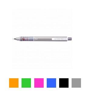 尖った芯をキープ シャープペンシル シャーペン クルトガ 0.5mm 1本 三菱鉛筆 EC-M54501