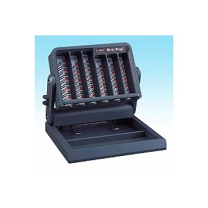 ミニレジ テイクアウト方式 360g 1台 カール キャッシュディスペンサー コインカウンター 小口現金管理 事務用品 文房具 EC-MR-2000