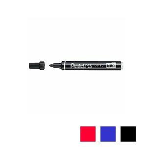 EC-N50 油性マーカー マジック ぺんてるペンN50 中字 1.5mm 1本 ぺんてる