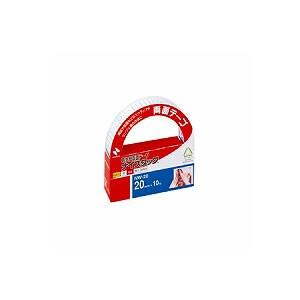 再生紙両面テープ 大巻 ナイスタック 幅20mm 1巻入り ニチバン EC-NW-20