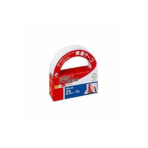 再生紙両面テープ 大巻 ナイスタック 幅25mm 1巻入り ニチバン EC-NW-25