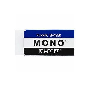 消しゴム mono モノ 中 イレーサー 23×55mm 1個 トンボ鉛筆 EC-PE-04A