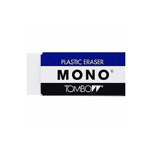 消しゴム mono モノ 大 イレーサー 31×74mm 1個 トンボ鉛筆 EC-PE-07A