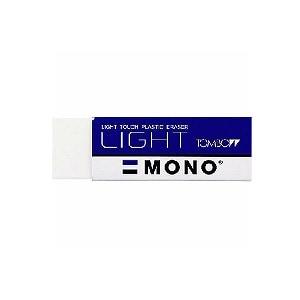 消しゴム mono モノ ライト 中 イレーサー 22×72mm 1個 トンボ鉛筆 EC-PE-LT