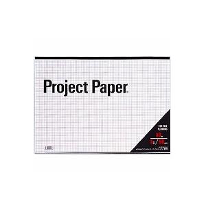 プロジェクトペーパー レポート用紙 A3 5mm方眼 1冊50枚 オキナ EC-PPA35S