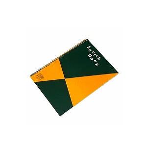 スケッチブック 画用紙 A4サイズ 1冊24枚 マルマン EC-S131