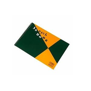 スケッチブック 画用紙 B5サイズ 1冊24枚 マルマン EC-S140