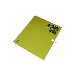 スケッチブック 画用紙 F8サイズ 452×379mm 1冊20枚 オリーブシリーズ マルマン EC-S88