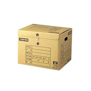 ファイルボックス イージーストックケース 文書保存箱 ヒモ付収納タイプ A4B4 1個 ゼネラル EC-SCH-101