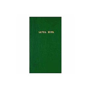 測量野帳 レベルブック 手帳 165×95mm 1冊上質紙40枚 コクヨ EC-SE-Y1