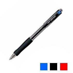 油性ボールペン ベリー楽ノック 0.5mm 1本 三菱鉛筆 EC-SN10005