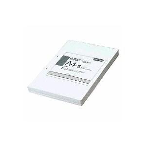 白表紙 A4 縦 2穴 20組40枚入り コクヨ EC-TSU-87