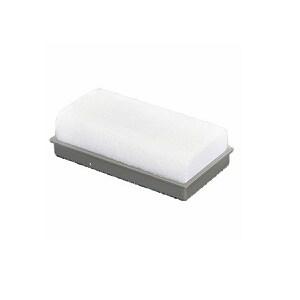 マグネット付ホワイトボード用イレーザー ツイテルくん 中 幅105×奥行55×高さ30 1個 日本白墨 EC-WEM-2