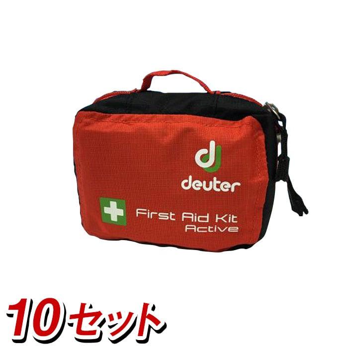 deuter Portable First Aid Kit コンパクトな救急セット 身近なファーストエイドキット お得な10人用セット SOHO向け オフィスに常備