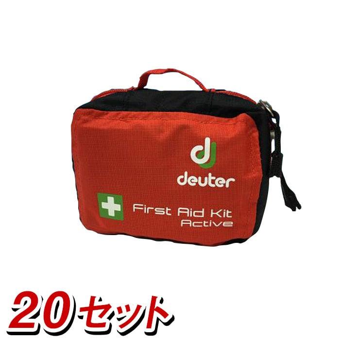 deuter Portable First Aid Kit コンパクトな救急セット 身近なファーストエイドキット お得な20人用セット SOHO向け オフィスに常備