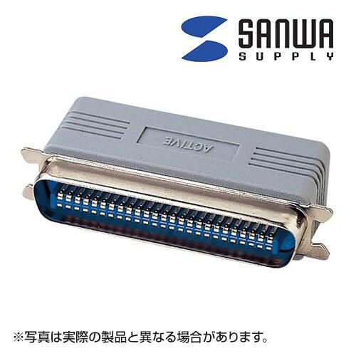 SCSIターミネータ シングルエンド セントロニクス50pinオス