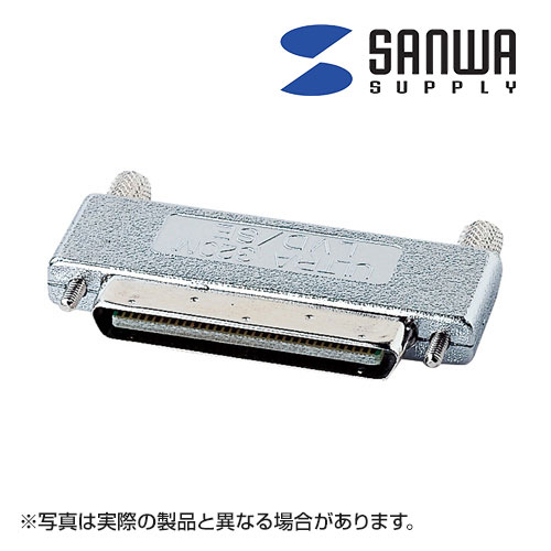 LVD・シングルエンド SCSIターミネータ VHDCI68pinオス(ミニチュア68pinオス)ミリネジ(M2.0)