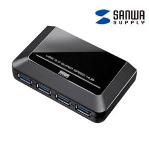 4ポート USB3.0ハブ