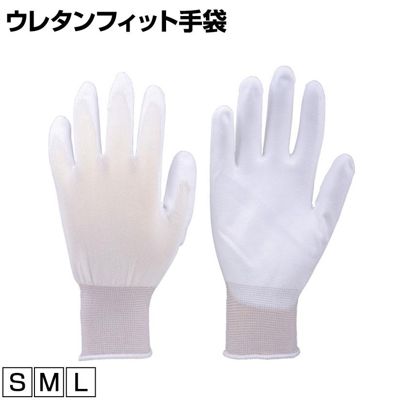 TRUSCO ウレタンフィット手袋 TUFG-W