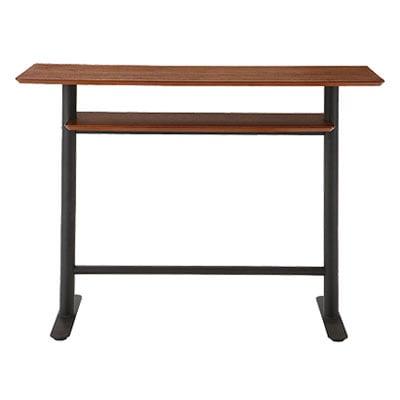 ESTA(エスタ) カウンターテーブル 木製 幅1200×奥行450×高さ900mm ナチュラル シンプル ホーム 家具 キッチン