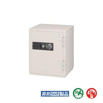 【エーコー】 防盗金庫 ダイヤル式 内容量:90L 重量:300kg/CSTL-90
